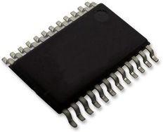 Фото 1/2 PCF8575PWR, Расширитель I/O, 16бит, 400 кГц, I2C, SMBus, 2.5 В, 5.5 В, TSSOP