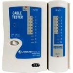 JIC-MCT-468, Jonard MCT-468 - кабельный тестер для модульных ...