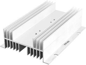 РТР063 размеры 180*125*50, Радиатор для однофазного реле, ток нагрузки 80A