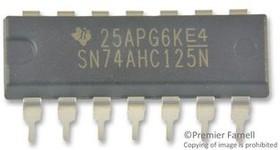 Фото 1/2 SN74AHC125N, Buffer Gate Logic IC