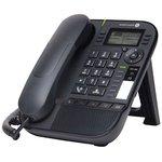 Системный телефон Alcatel-Lucent 8018 черный