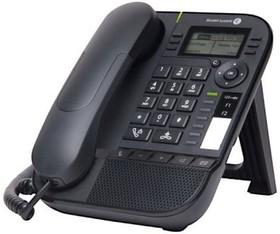 Фото 1/2 Системный телефон Alcatel-Lucent 8018 черный
