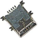 USB/M-1J (DS1104), Разъем miniUSB (м) на плату