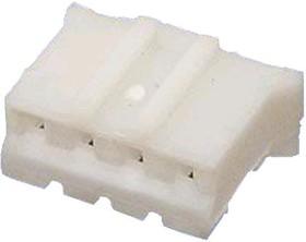 DS1066-04F(MU-4F), Розетка на кабель 4pin(м) шаг 2.00 мм с контактами