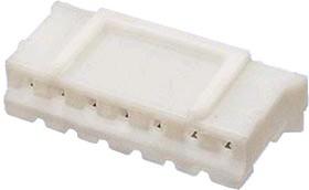 DS1066-07F(MU-7F), Розетка на кабель 7pin(м) шаг 2.00 мм с контактами