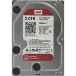 """WD20EFRX, Жёсткий диск WD Red™ WD20EFRX 2000ГБ 3,5"""" ..."""
