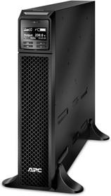 Фото 1/2 SRT3000XLI, Smart-UPS RT, On-Line, 3000VA / 2700W, Tower, IEC, LCD, Serial, SmartSlot, подкл. доп. батарей