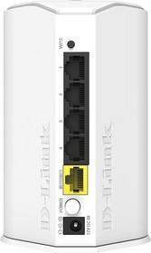 Фото 1/2 DIR-615A/A1A, Беспроводной маршрутизатор N300 c внутренними антеннами в цилиндрическом корпусе