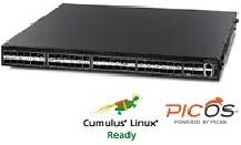 5610-52X-O-AC-F-US, AS5610-52X, 48-Port 10G SFP+ with 4x40G QSFP+ uplinks, ONIE software installer, Broadcom Trident+ 64