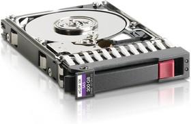 507127-B21, 300GB 6G SAS 10K 2.5in SFF DP Ent HDD (507127-TV1 promo analog) (for NON-Gen8 servers) 3y-Warr
