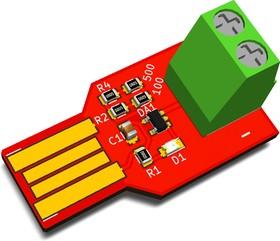 RDC1-0010, Миниатюрное зарядное устройство для Li аккумуляторов