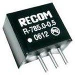 R-785.0-0.5, DC-DC преобразователь, 2.5Вт, вход 6.5-34В ...