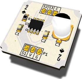 TM2P, Усилитель низкой частоты 1W, mono