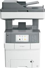 34T5074, X746de белый, лазерный, A4, цветной, ч.б. 33 стр/мин, цвет 33 стр/мин, печать 1200x1200, скан. 600x6