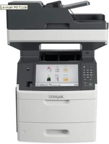 24T8019, MX711de, лазерный, A4, монохромный