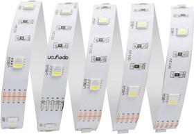 Фото 1/5 00-100, Лента светодиодная RGBW 12В, 7,2Вт/м, smd 5050, 30 д/м, IP20, 10мм,цена за 1м.