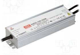 HVGC-100-350B, AC/DC LED, блок питания для светодиодного освещения