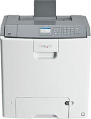 41G0070, C746dn белый, лазерный, A4, цветной, ч.б. 33 стр/мин, цвет 33 стр/мин, печать 1200x1200, лоток 550+1