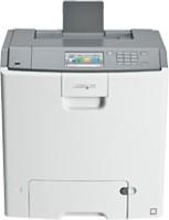 41H0070, C748de белый, лазерный, A4, цветной, ч.б. 33 стр/мин, цвет 33 стр/мин, печать 1200x1200