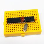 Atmega328 с загрузчиком Arduino Uno, Микроконтроллер ...