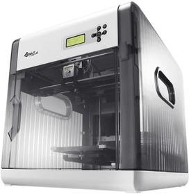 3F10AXEU00B-grey, 3D принтер XYZ da Vinci 1.0A серый/совместим с ABS, PLA 1.75 мм./1 экструдер/совм.WinXP, Win7,Win8/US
