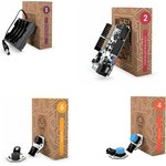 Фото 2/3 H000162, Набор для сборки роботов ZUM Kit