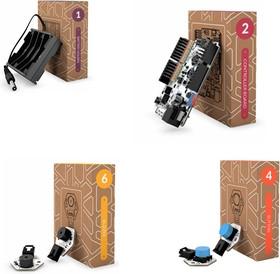 Фото 1/3 H000162, Набор для сборки роботов ZUM Kit