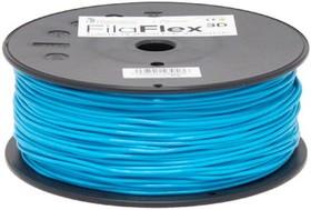 F000085, Пластик Filaflex 1,75 mm 500gr Blue