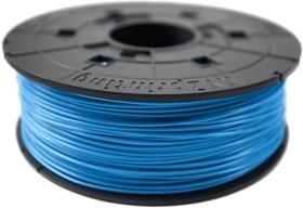 RF10XXEU01F, Пластик ABS на катушке в картридже, cyan (голубой), 1,75 мм/600гр