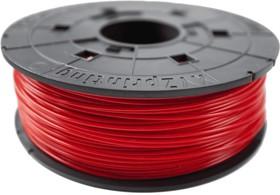 RF10XXEU03B, Пластик ABS на катушке в картридже, red (красный), 1,75 мм/600гр