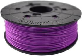 RF10XXEU07E, Пластик ABS на катушке в картридже, purpurin (багряный), 1,75 мм/600гр