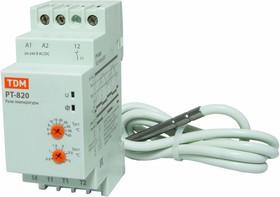 SQ1508-0001, Реле температуры РТ-820 (-5+40С, 24-240В АС/DC, с датч. IP67)