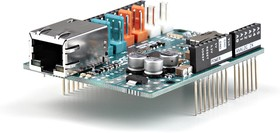 Фото 1/3 Arduino Ethernet Shield 2, Ethernet интерфейс для Arduino на базе W5500