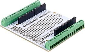 Фото 1/3 Screw Shield, Плата расширения для подключения устройств, не имеющих подходящих разъёмов
