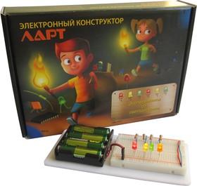 """""""Эксперименты со светодиодами"""" V2, Электронный конструктор для изучения основ электротехники"""