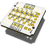 TM7P, Светодиодный линейный индикатор уровня, 2 канала ...