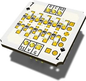 TM7P IIC, I2C светодиодный линейный индикатор c двумя АЦП, STM32F030F4P6