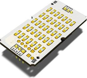 TM10P, Светодиодный 5-ти полосный анализатор спектра, 1 канал, STM32F030F4P6