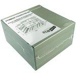 PCBBOX-112x59x100-SR, Корпус приборный алюминиевый ...
