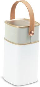 11-104 Музыкальный светильник (Bluetooth), встроенный аккумулятор 2200мА, корпус динамика золото