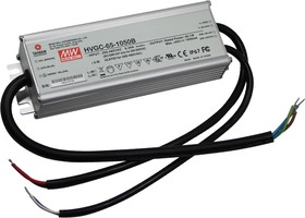 HVGC-65-700B, AC/DC LED, блок питания для светодиодного освещения