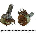 Фото 2/2 S16KN1-B100K, L20KC, 100 кОм, Резистор переменный с выключателем