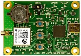 ГеоС-3М EVK [GEOS-3M EVK], Отладочная плата на базе модуля ГеоС-3М [GEOS-3M]