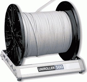 Uniroller-510 Устройство для размотки кабеля в катушках (до 200 кг)