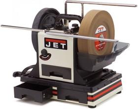 Точило JET JSSG-10 200Вт круг 250х50x12мм кожанный круг 230х30мм