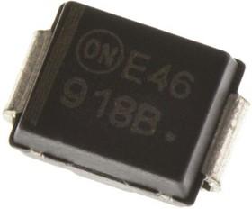1SMB5918BT3G, , 5.1V Zener Diode 5% 3 W SMT 2-Pin SMB   купить в розницу и оптом