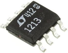 LT1213CS8, Двухканальный, прецизионный операционный усилитель, 28МГц, 12В/мкс