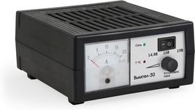 Фото 1/3 Вымпел-30, Устройство зарядное для свинцовых аккумуляторов 12В, 0-18А