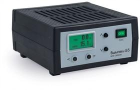 Фото 1/3 Вымпел-55, Устройство зарядное для свинцовых аккумуляторов 5.5-18В, 0.5-15А
