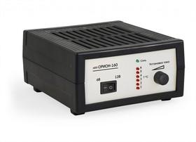 Фото 1/3 НПП Орион-160, Устройство зарядное для свинцовых аккумуляторов 6/12В, 0-7А